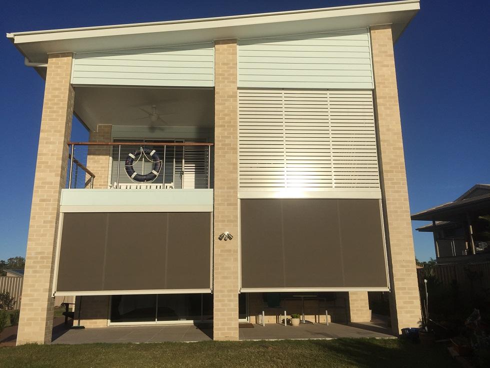 Aluminum Windows And Doors Gold Coast : Gold coast external awnings at all season