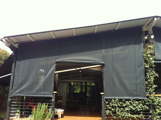 Gold Coast Fabric Awnings At All Season Awnings