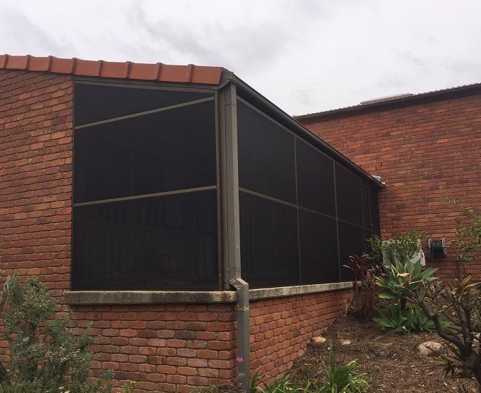 fly screen enclosures