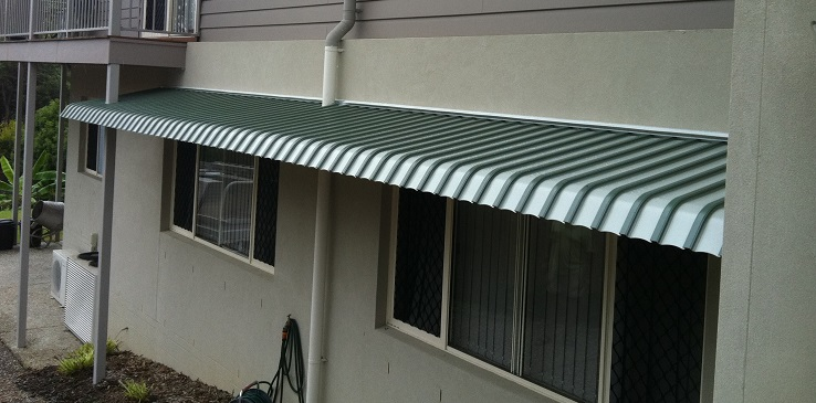 Gold Coast Aluminium Awnings At All Season Awnings